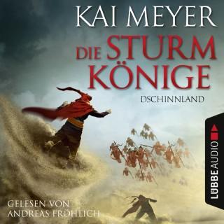 Kai Meyer: Die Sturmkönige, 1: Dschinnland