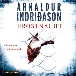 Arnaldur Indriðason: Frostnacht