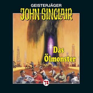 Jason Dark: John Sinclair, Folge 72: Das Ölmonster