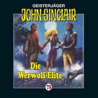Jason Dark: John Sinclair, Folge 73: Die Werwolf-Elite