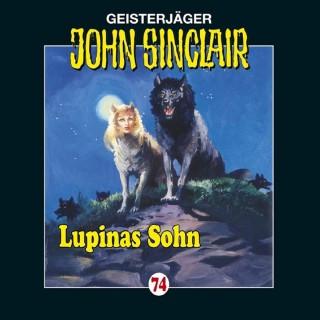 Jason Dark: John Sinclair, Folge 74: Lupinas Sohn
