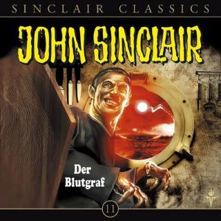 Jason Dark: John Sinclair - Classics, Folge 11: Der Blutgraf