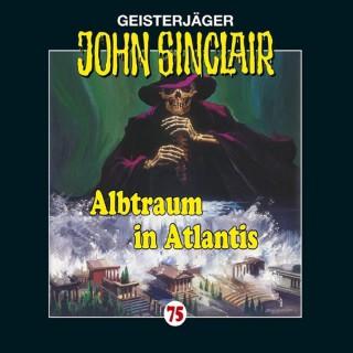 Jason Dark: John Sinclair, Folge 75: Albtraum in Atlantis