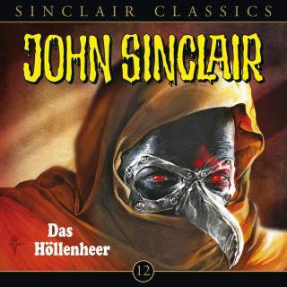 Jason Dark: John Sinclair - Classics, Folge 12: Das Höllenheer