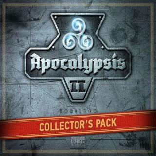 Mario Giordano: Apocalypsis, Staffel 2: Collector's Pack