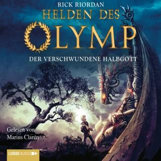 Rick Riordan: Helden des Olymp, Teil 1: Der verschwundene Halbgott