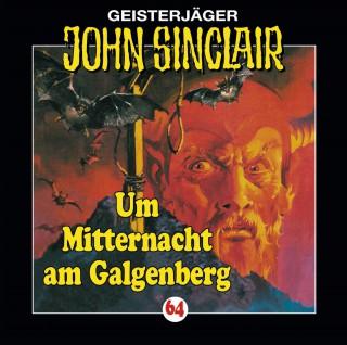 Jason Dark: John Sinclair, Folge 64: Um Mitternacht am Galgenberg