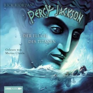 Rick Riordan: Percy Jackson, Teil 3: Der Fluch des Titanen