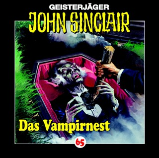 Jason Dark: John Sinclair, Folge 65: Das Vampirnest