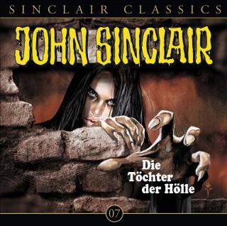 Jason Dark: John Sinclair - Classics, Folge 7: Die Töchter der Hölle