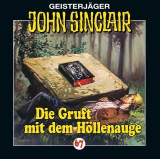 Jason Dark: John Sinclair, Folge 67: Die Gruft mit dem Höllenauge
