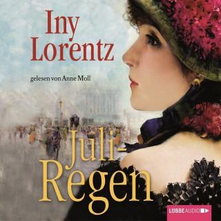 Iny Lorentz: Juliregen (3. Teil einer Trilogie)