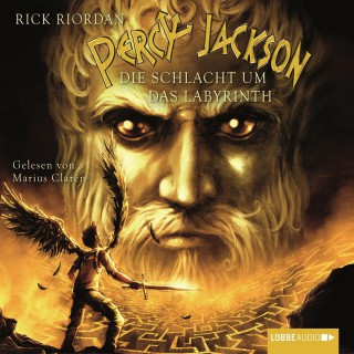 Rick Riordan: Percy Jackson, Teil 4: Die Schlacht um das Labyrinth