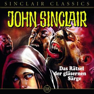 Jason Dark: John Sinclair - Classics, Folge 8: Das Rätsel der gläsernen Särge