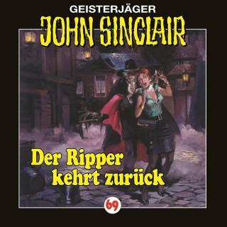Jason Dark: John Sinclair, Folge 69: Der Ripper kehrt zurück