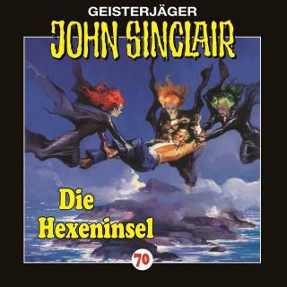 Jason Dark: John Sinclair, Folge 70: Die Hexeninsel