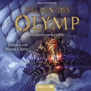 Rick Riordan: Helden des Olymp, Teil 3: Das Zeichen der Athene