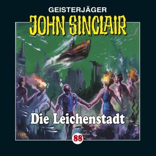 Jason Dark: John Sinclair, Folge 88: Die Leichenstadt