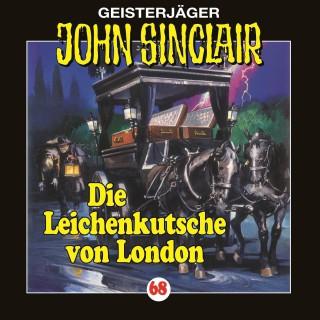 Jason Dark: Geisterjäger John Sinclair, Folge 68: Die Leichenkutsche von London