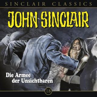 Jason Dark: John Sinclair - Classics, Folge 18: Die Armee der Unsichtbaren