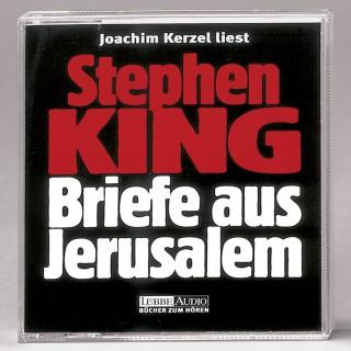 Stephen King: Briefe aus Jerusalem