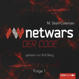 M. Sean Coleman: Netwars - Der Code, Folge 1: Sturzflug