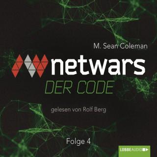 M. Sean Coleman: Netwars - Der Code, Folge 4: Täuschung