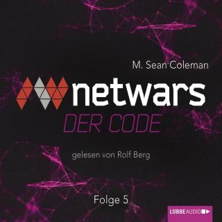 M. Sean Coleman: Netwars - Der Code, Folge 5: Enthüllung
