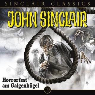 Jason Dark: John Sinclair - Classics, Folge 19: Horrorfest am Galgenhügel