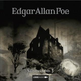 Edgar Allan Poe: Edgar Allan Poe, Sammelband 3: Folgen 7-9
