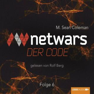 M. Sean Coleman: Netwars - Der Code, Folge 6: Rache