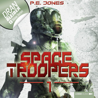 P. E. Jones: Space Troopers, Folge 1: Hell's Kitchen