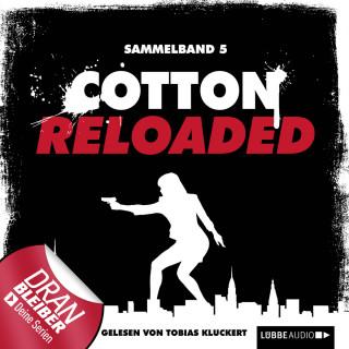 Linda Budinger, Peter Mennigen, Jürgen Benvenuti: Jerry Cotton - Cotton Reloaded, Sammelband 5: Folgen 13-15