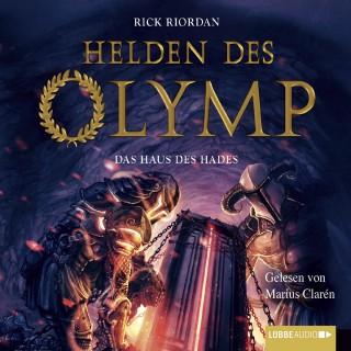 Rick Riordan: Das Haus des Hades - Helden des Olymp 4