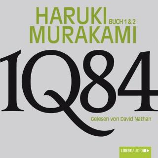 Haruki Murakami: 1Q84 - Buch 1 & 2 (Ungekürzt)