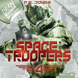 P. E. Jones: Space Troopers, Folge 4: Die Rückkehr