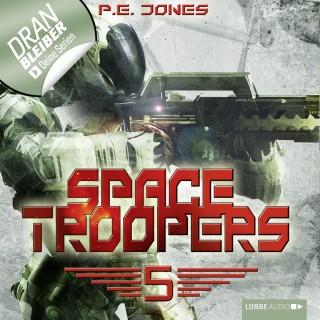 P. E. Jones: Space Troopers, Folge 5: Die Falle