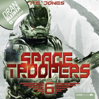 P. E. Jones: Space Troopers, Folge 6: Die letzte Kolonie