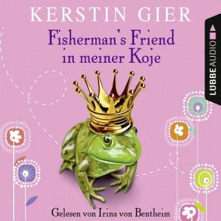 Kerstin Gier: Fisherman's Friend in meiner Koje