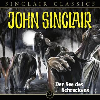 Jason Dark: John Sinclair - Classics, Folge 22: Der See des Schreckens