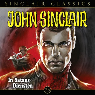 Jason Dark: Classics, Folge 23: In Satans Diensten