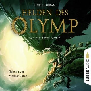 Rick Riordan: Helden des Olymp, Teil 5: Das Blut des Olymp