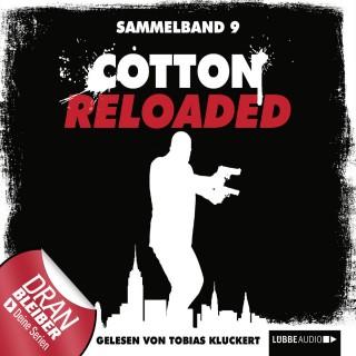 Linda Budinger, Jürgen Benvenuti, Peter Mennigen: Cotton Reloaded, Sammelband 9: Folgen 25-27