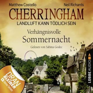 Matthew Costello, Neil Richards: Cherringham - Landluft kann tödlich sein, Folge 12: Verhängnisvolle Sommernacht
