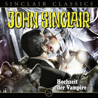 Jason Dark: John Sinclair, Classics, Folge 24: Hochzeit der Vampire