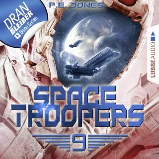 P. E. Jones: Space Troopers, Folge 9: Überleben