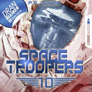 P. E. Jones: Space Troopers, Folge 10: Ein riskanter Plan