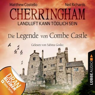 Neil Richards, Matthew Costello: Cherringham - Landluft kann tödlich sein, Folge 14: Die Legende von Combe Castle (Ungekürzt)