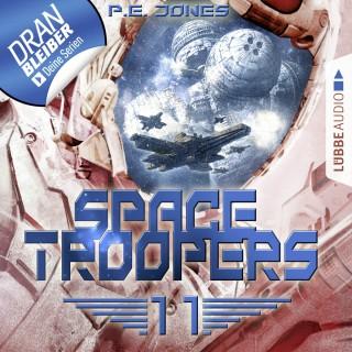 P. E. Jones: Space Troopers, Folge 11: Der Angriff