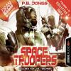 P. E. Jones: Space Troopers - Collector's Pack - Folgen 1-6